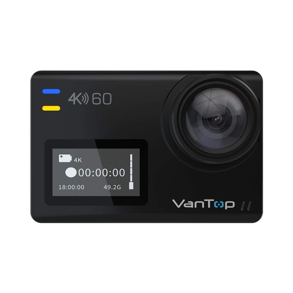 VanTop Moment 6S 4K/60FPS Action Camera