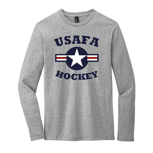 Air Force Club Hockey - District Very Important Tee Long Sleeve