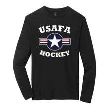 Load image into Gallery viewer, Air Force Club Hockey - District Very Important Tee Long Sleeve
