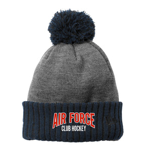 Air Force Club Hockey - New Era Colorblock Cuffed Beanie