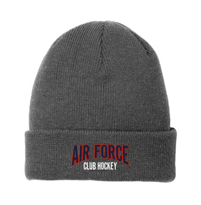 Air Force Club Hockey - New Era Speckled Beanie