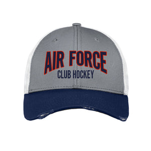 Air Force Club Hockey - New Era Vintage Mesh Cap