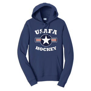 Air Force Club Hockey - Fan Favorite Fleece Pullover Hooded Sweatshirt