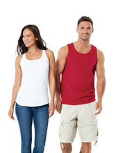 Load image into Gallery viewer, Air Force Club Hockey - Port & Company Core Cotton Tank Top