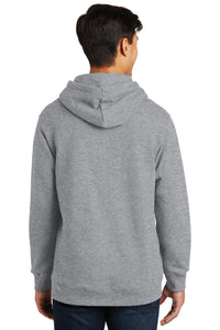 (LIMITED EDITION) Feathers + Chirps Christmas - Fan Favorite Fleece Pullover Hooded Sweatshirt