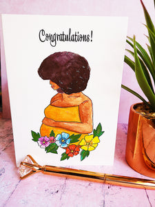 Start of Motherhood Card