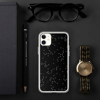 Melodic Constellation iPhone Case