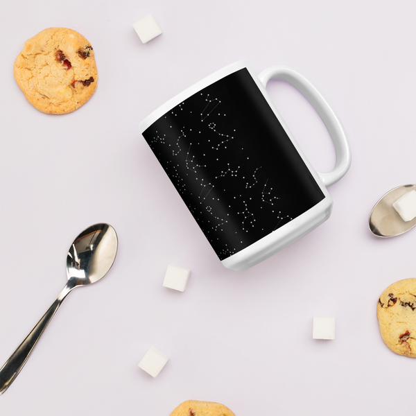 Melodic Constellation Mug