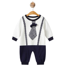 Load image into Gallery viewer, 2019autumn style baby boy clothing sets cotton long sleeve infant baby boy clothes newborn baby rompers jumpsuit toddler outfits