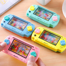 Load image into Gallery viewer, MrY Classic Toy Vintage Water Game Machine Share Childhood Memory Funny Ability Develop Challenge Ring Game Kids Favorite Toy