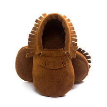 Load image into Gallery viewer, Hot Baby Shoes New Autumn/Spring Newborn Boys Girls Toddler Shoes PU Leather Baby Moccasins Sequin Casual Sneakers 0-18M