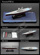 Load image into Gallery viewer, 4D Assembled Ship Model Liaoning Battleship Modern Class Battleship Aircraft Carrier Model Military Warship Model Toy
