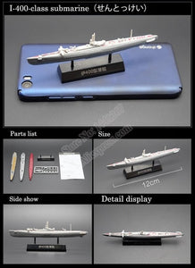 4D Assembled Ship Model Liaoning Battleship Modern Class Battleship Aircraft Carrier Model Military Warship Model Toy