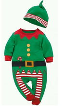 Load image into Gallery viewer, Hot 2017 Unisex Newborn Infant Baby Boys Girl Christmas Xmas Clothes Romper Hat Outfit Costume Toddler Cartoon Kids Clothes Sets