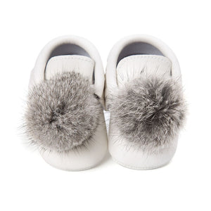Tassels 26-Color PU Leather Baby Shoes Baby Moccasins Newborn Shoes Soft Infants Crib Shoes Sneakers First Walker
