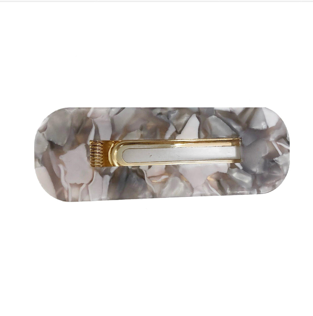 Rectangle Hair Clip