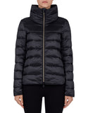 Save The Duck Puffer Jacket in Black