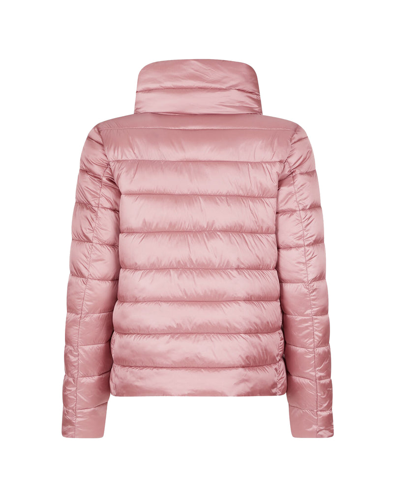 Save The Duck Puffer Jacket in Misty Rose