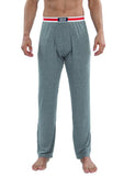 Sleepwalker Lounge Pant in Grey Sock Monkey