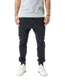 Sureshot Denim Jogger in Milled Black