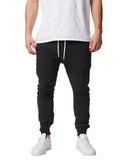 Sureshot Fleece Jogger in Black