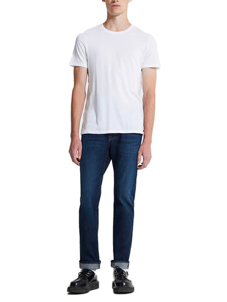 Tellis Contour 360 Slim Denim in Burroughs