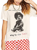Sky's the Limit Boyfriend Tee