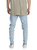 Sharpshot Denimo Chino Pant in Busted Blue Thrash