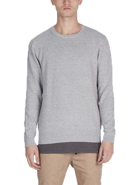 Grip Crew Knit Pullover