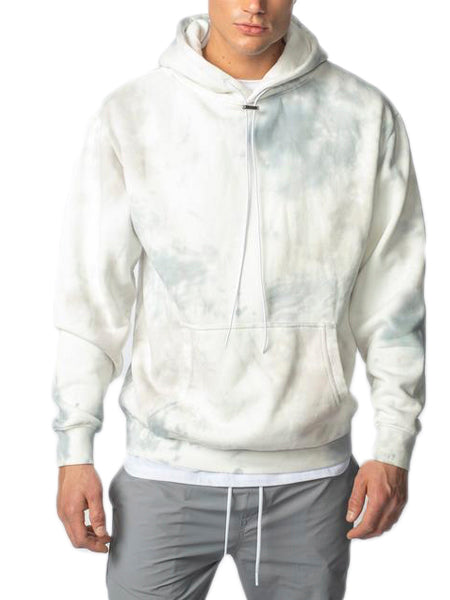 Lowgo Cloud Hood Sweat in Milk/Cement