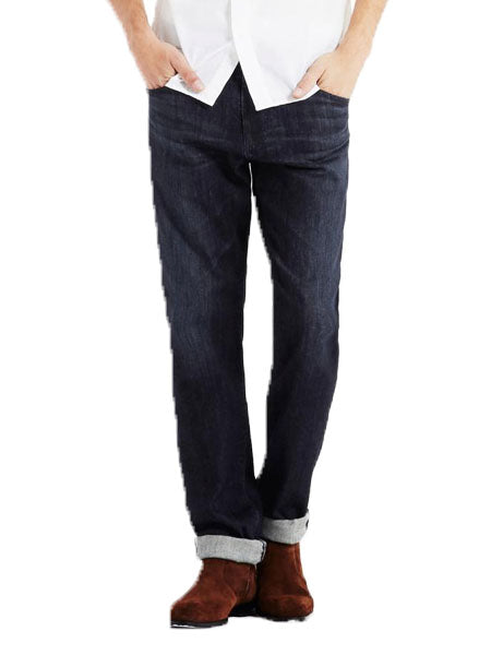 Graduate Tailored Leg Denim In Hot Spring
