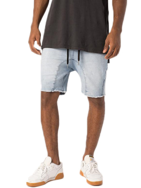 Sureshot Shorts In Mid Blue