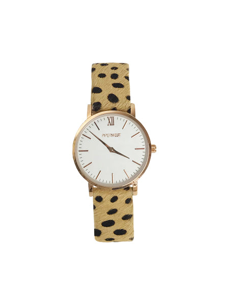 CHEETAH MINI MINIMALIST WRIST WATCH