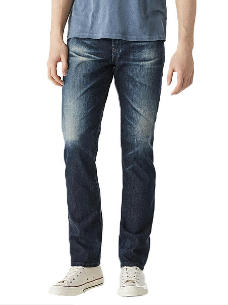 Everett Slim Denim in 3 Years Trentwood