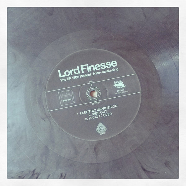 Lord Finesse - The SP1200 Project: A Re-Awakening - x2LP (Color Vinyl)
