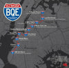 DJ Skizz - BQE: The Brooklyn-Queens Experience - LP (Blue)