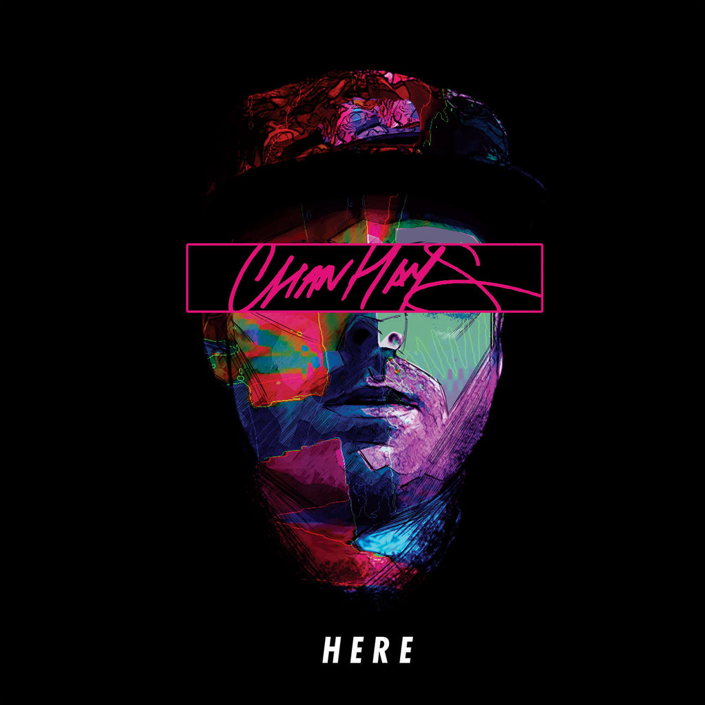 ChanHays - Here - x2LP (Black)
