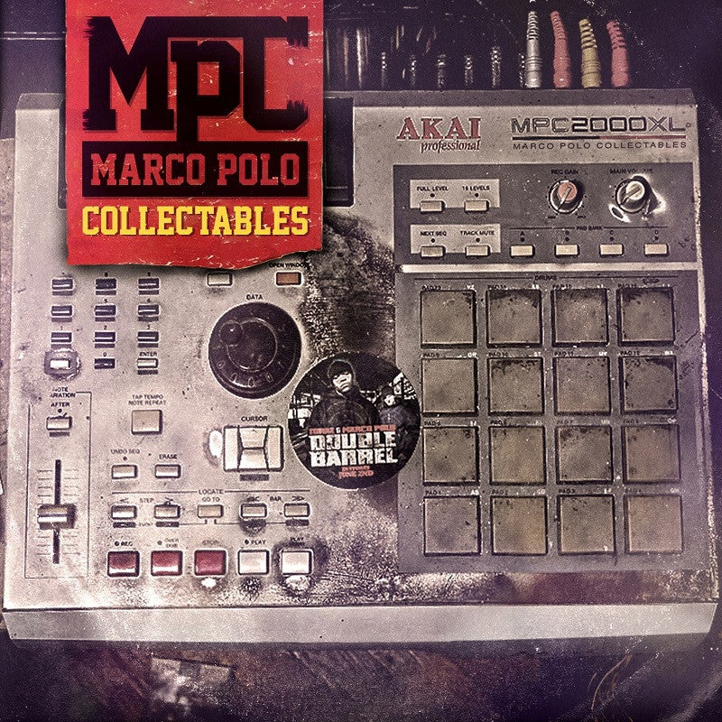 Marco Polo - MPC: Marco Polo Collectables - CD