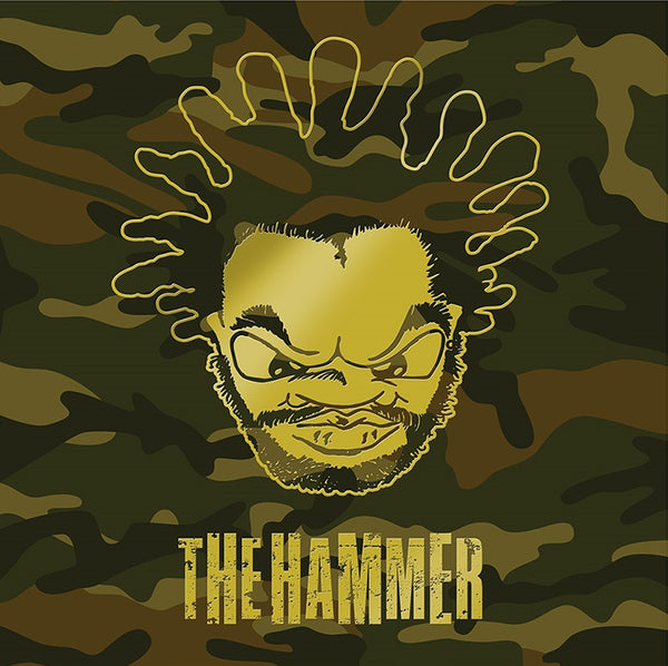 Jeru The Damaja - The Hammer EP