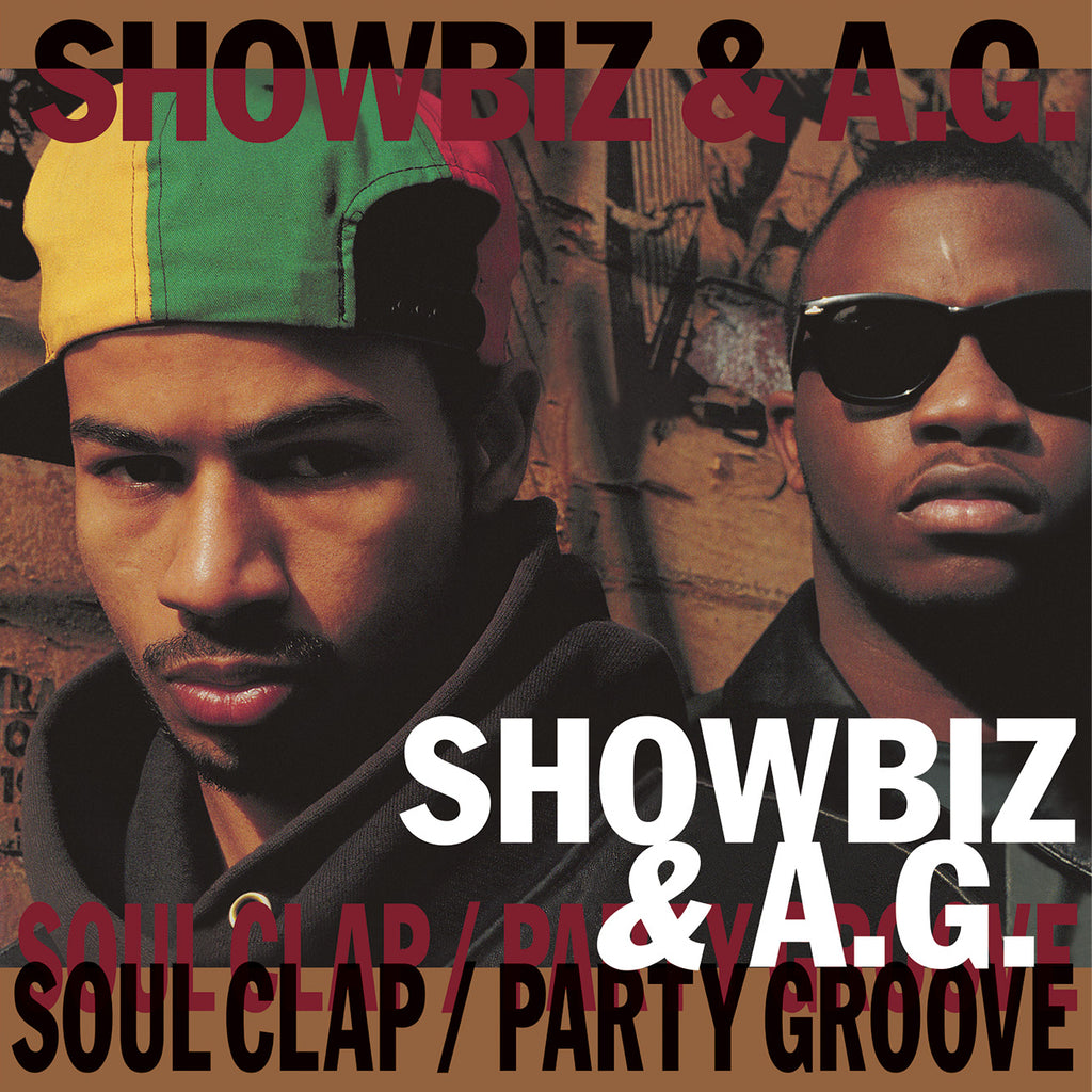 Showbiz & A.G. - Soul Clap/Party Groove - Deluxe 45 (Black)
