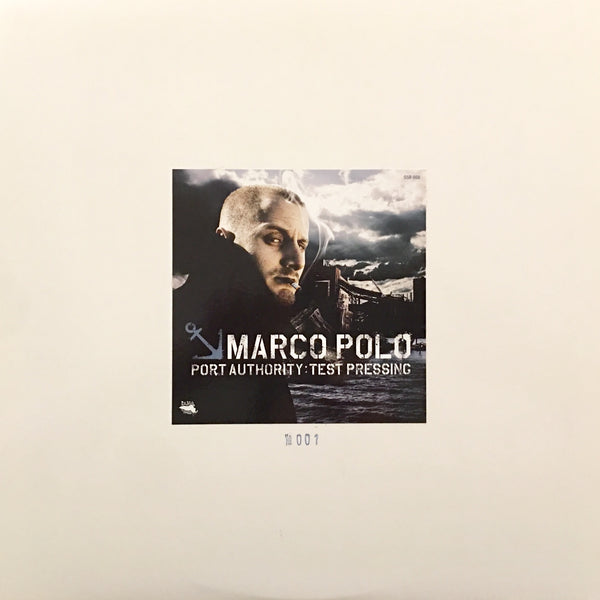 Marco Polo - PA1 - Ink Stamped Test Pressing - x2LP (180g)