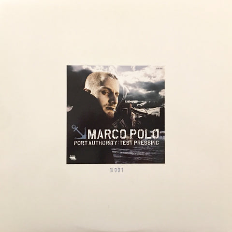 Marco Polo - PA1 - x2LP 180g (Test Pressing)