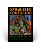 Organized Konfusion - Stress Repro Poster (Limited Edition)