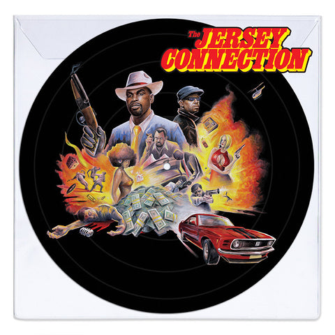 The Enforcers - The Jersey Connection - Limited Edition Picture Disc