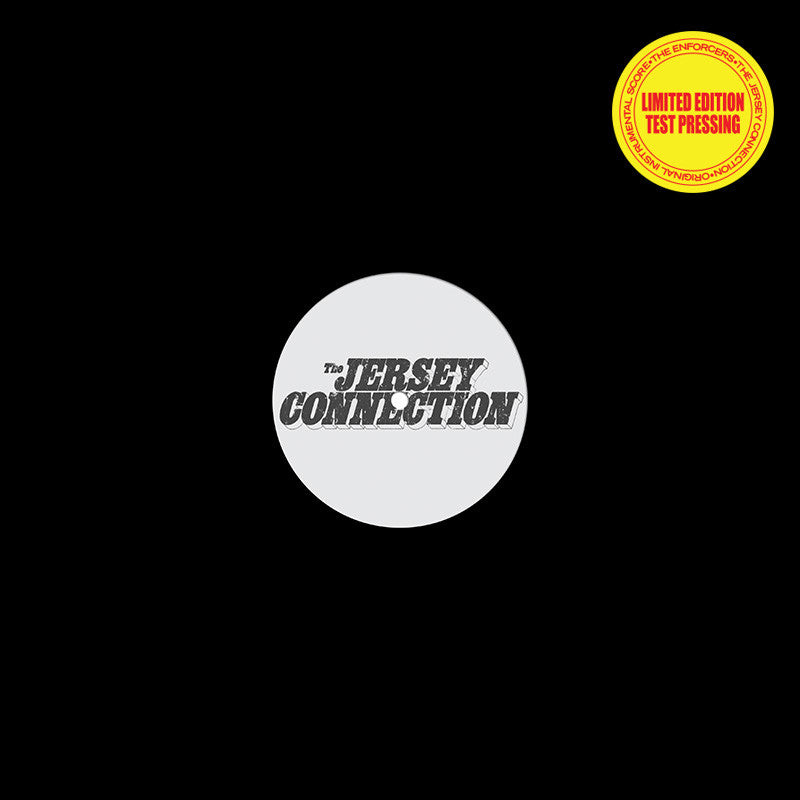 The Enforcers - Jersey Connection Instrumentals - Test Pressing