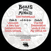 Audessey & A Cat Called Fritz - Beats Per Minute Instrumentals - EP (Black)