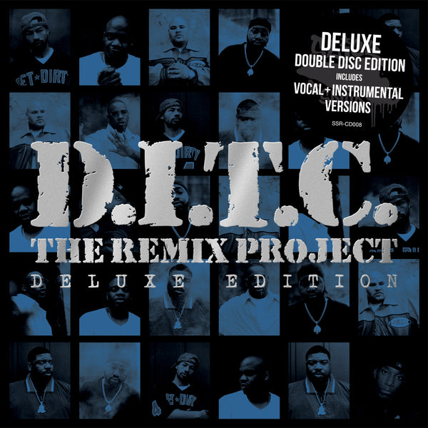 D.I.T.C. - The Remix Project: Deluxe Edition - x2CD (w Instrumentals)