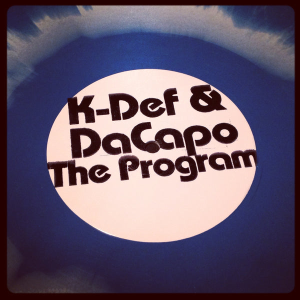 K-Def & DaCapo - The Program - 12