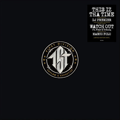 First Division - This Iz Tha Time (DJ Premier) - 12