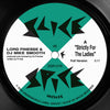 Lord Finesse - Strictly For The Ladies/Keep It Flowing (Large Pro Remix) - 45 (Black)